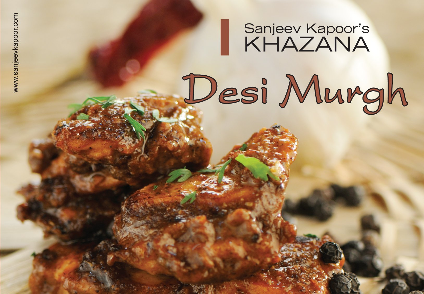 Buy Desi Murgh Book Online at Low Prices in India | Desi