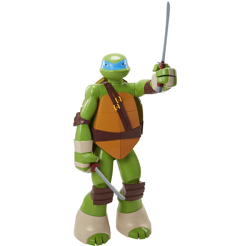 Jakks Pacific - Figurine Tortues Ninja - Leonardo 120cm ...