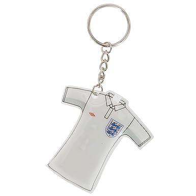 England Rugby - Llavero Hombre, blanco, Talla única: Amazon ...