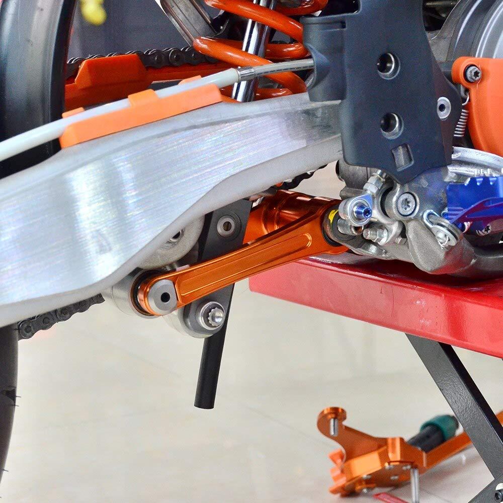 Deborah Daniel Lowering Link Kit for KTM SXF XCF XC SX SX-F 125 250 150 350 450 2015 For Husqvarna TC FC 125 250 350 450 Motorcycle Linkage