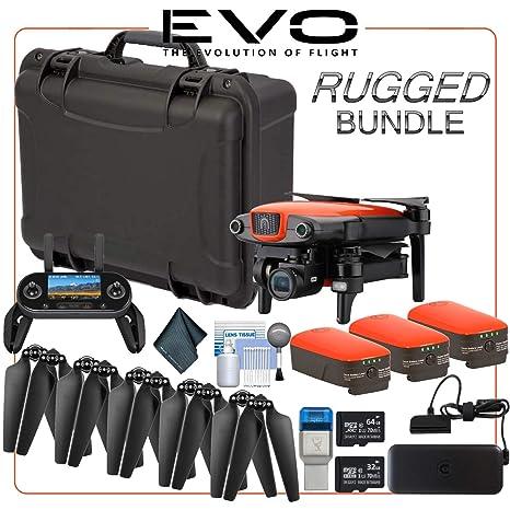 Autel EVO 4K Plegable - La evolución del Vuelo - Drone ...