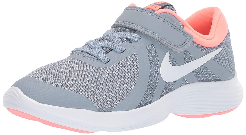 MultiCouleure (Obsidian Mist blanc Lava GFaible 000) 32 EU Nike Revolution 4 (PSV), Chaussures de FonctionneHommest Compétition Fille