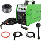 Reboot MIG Welder Gas/Gasless 3 in 1 Flux Core 110V/220V MIG150 Stick Mig Welding Machine 150 Amps Supports 2LB Solid Wire Au