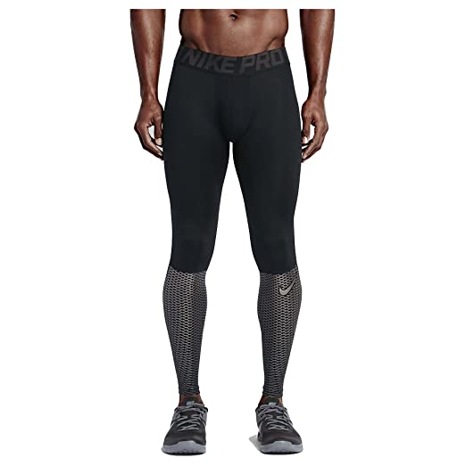 Amazon.com : Nike Men's Pro Hypercool Max Training Tights ...