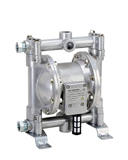 Amazon fuelworks heavy duty air operated aluminium diaphragm fuelworks heavy duty air operated aluminium diaphragm pump nitril 12gpm 12 ccuart Images