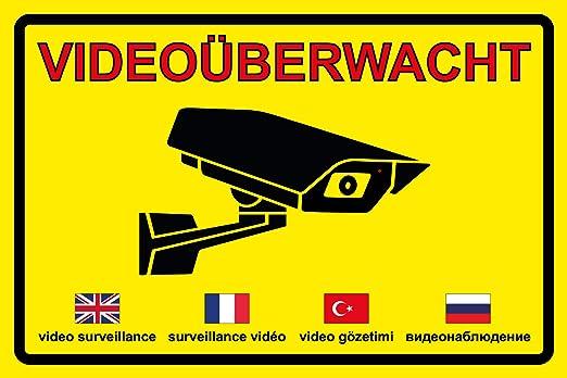 Video Vigilancia | vídeo Mediante wacht | Atención vídeo ...