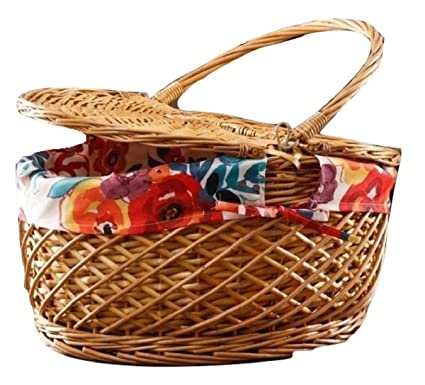 Pioneer woman picnic basket