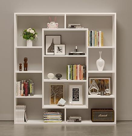 VENUS Bookcase - Room Divider - Free Standing Shelving Unit for ...