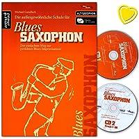 La Escuela Excepcionales para Blues de saxofón (Saxofón