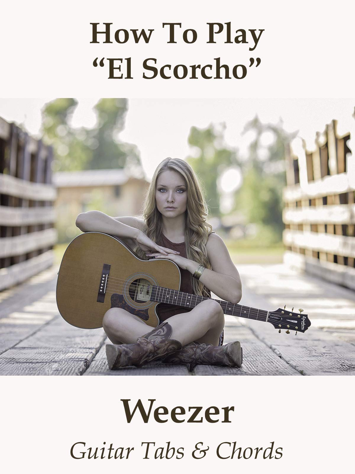 Watch How To Play El Scorcho By Weezer   Guitar Tabs & Chords ...