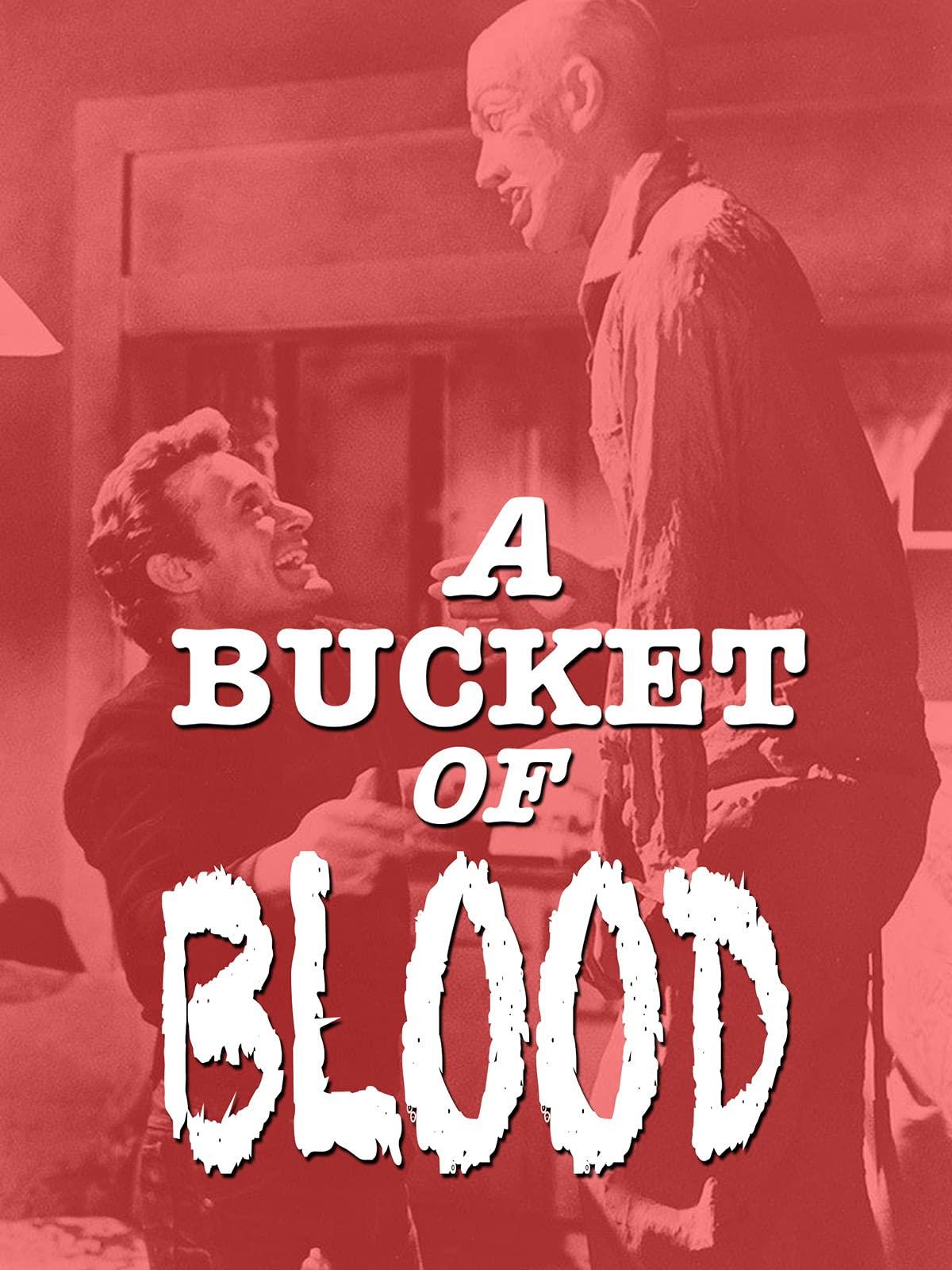 A Bucket Of Blood on Amazon Prime Video UK