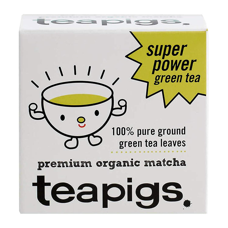 perdita di peso matcha di teapigs