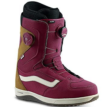 3c3c02e64c Amazon.com  Vans Aura Snowboard Boots 2018-11 Sable  Shoes