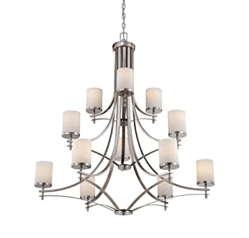 Savoy house 1 332 12 sn colton 12 light chandelier in satin nickel savoy house 1 332 12 sn colton 12 light chandelier in satin nickel aloadofball Images