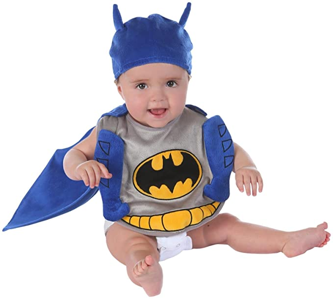 ed2f69f8d Princess Paradise Baby Boys' Batman Bib Set