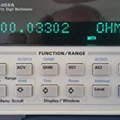Amazon.com: Micsoa Multimeter Test Leads Kit, Digital
