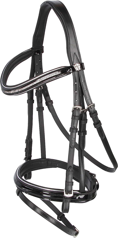 Kerbl 3210489 Kingston - Serrucho para Troncos, Color Negro Modelo: