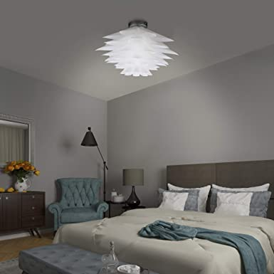 Deckenleuchte I Deko Lampe I Schlafzimmer Lampe I Decken Leuchte I Puzzle