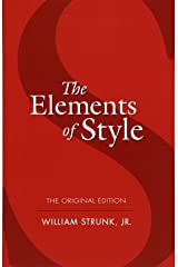 The Elements of Style (Dover Language Guides) Paperback