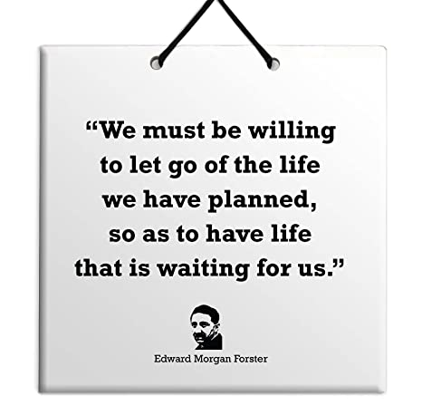Amazoncom We Must Be Willing To Let Go Of The Life We Have Planned