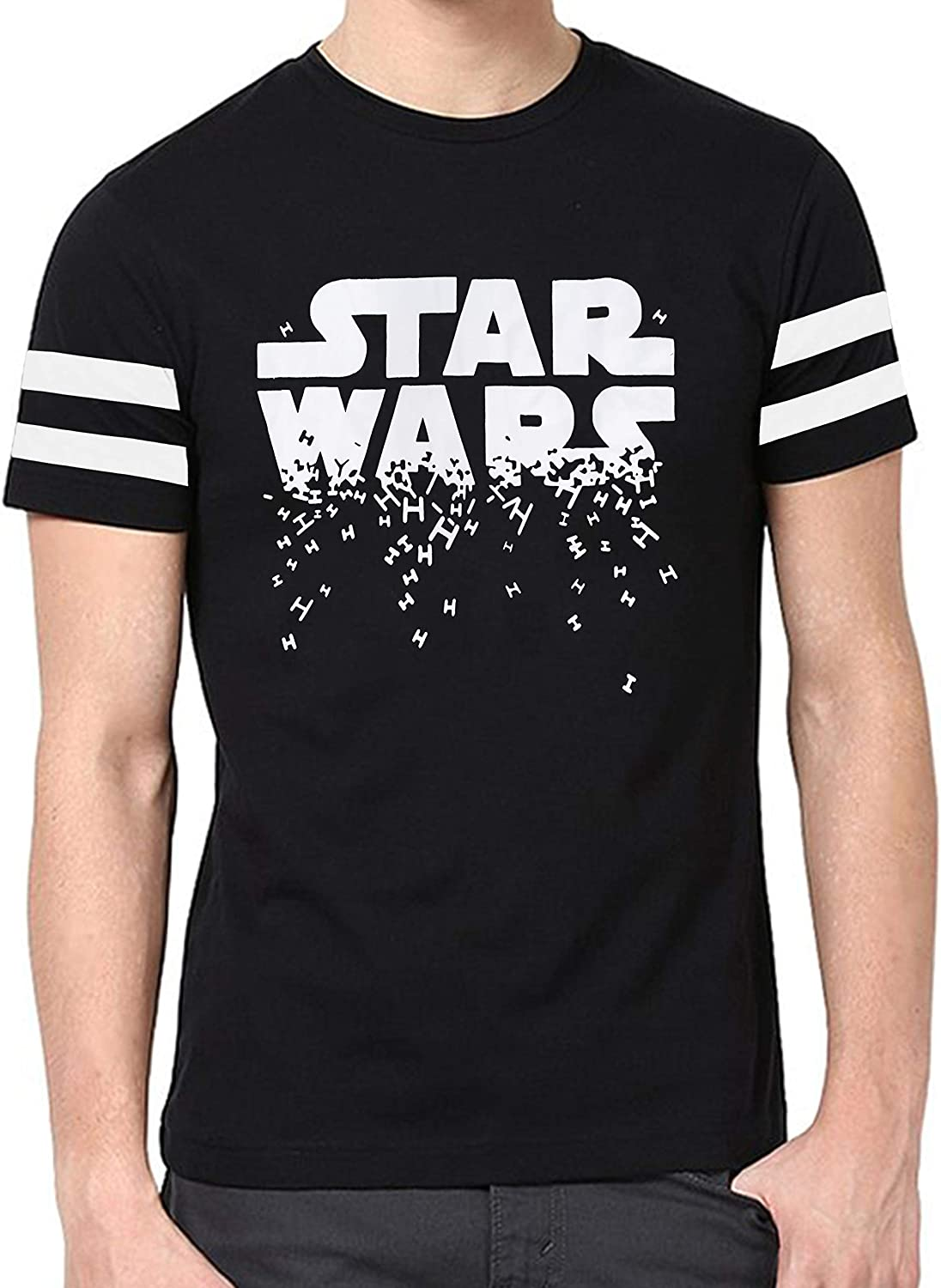 Star-Wars Graphic T Shirts for Men - Adult Novelty Gifts Womens Casual Shirts