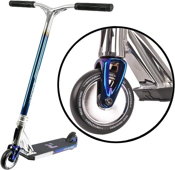 Root Industries Invictus Fork SCS//HIC Schwarz gabel stunt scooter roller tret