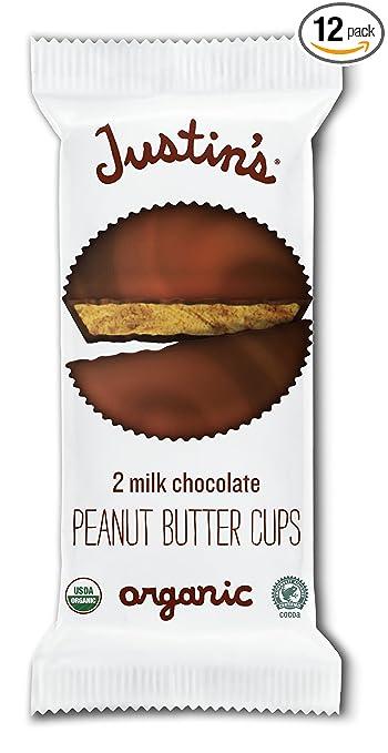 Organic Peanut Butter Cups