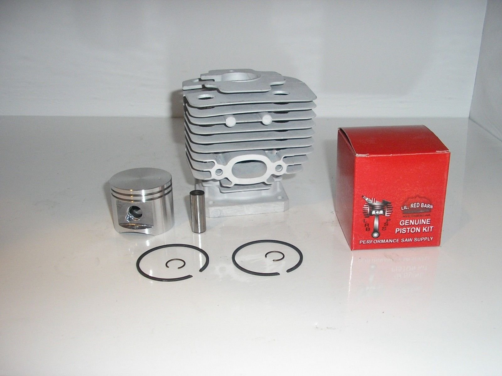 Lil Red Barn Stihl Fs450 Cylinder & Piston Kit, 42mm, Replaces Stihl # 4128-020-1211 Quality Tooling Ships from The USA Installation Instructions Included