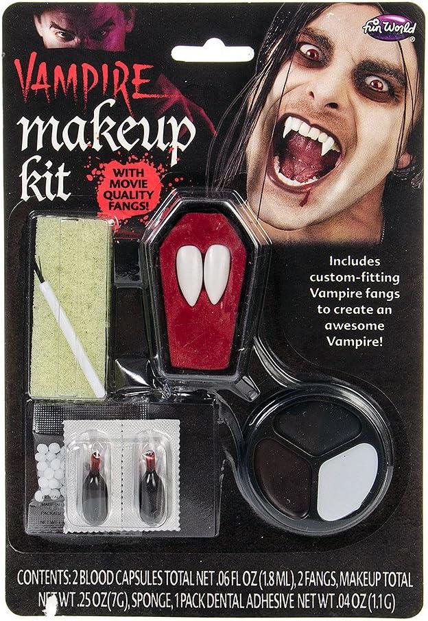 Vampire Makeup Kit (Maquillaje/ Pintura de Cara): Amazon.es: Juguetes y juegos