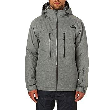 North Face M CHAKAL Jacket - EU - Chaqueta, Hombre, Gris - (TNFMEDIUMGREYHEATHER(STD)): Amazon.es: Deportes y aire libre