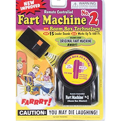 Forum Novelties Fart Machine: Toys & Games