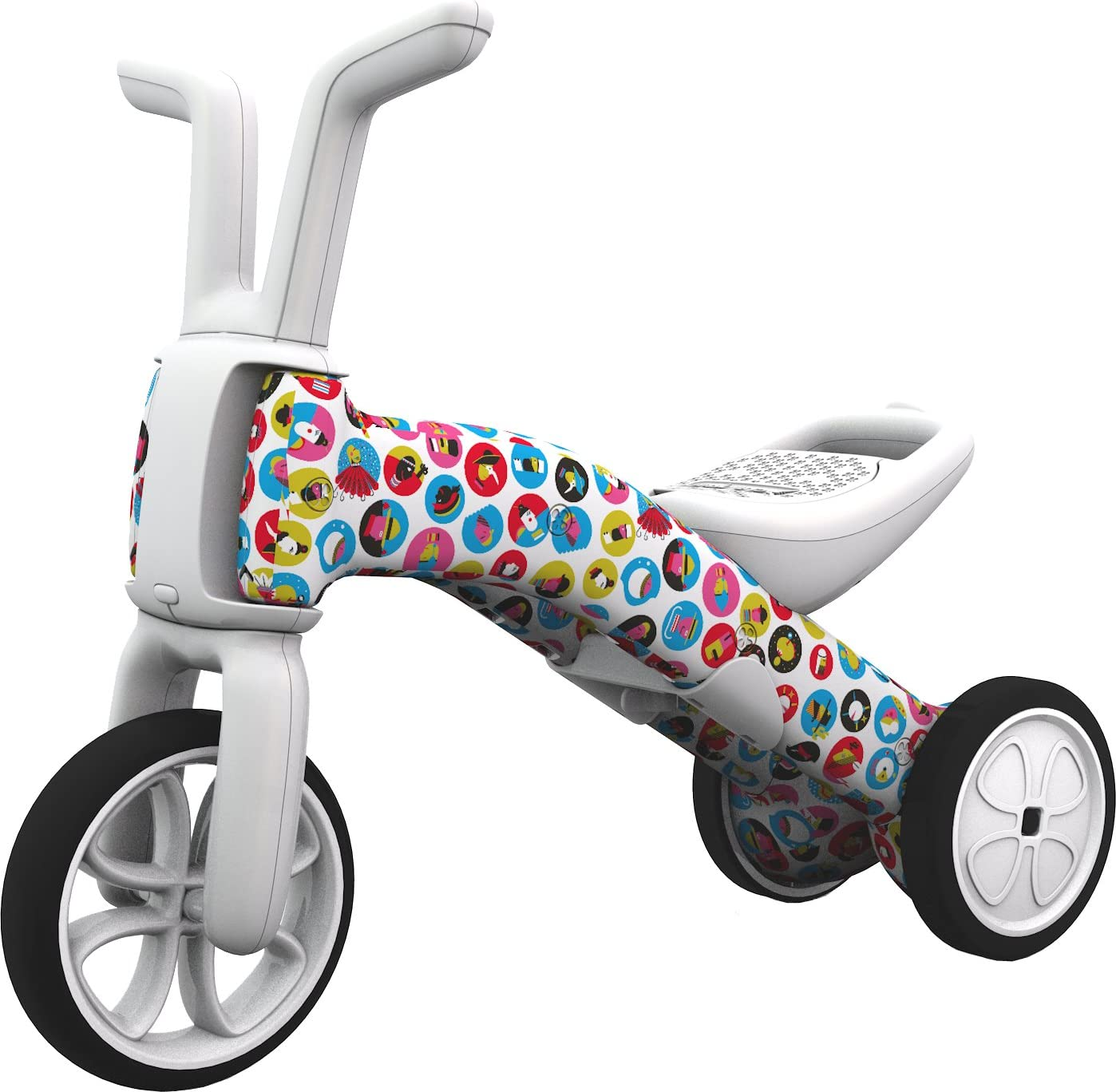 Chillafish Bicicleta / Triciclo Bunzi:2 en 1: Bicicleta para ...