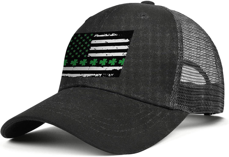 Kawaii Cat Fashion Adjustable Cotton Baseball Caps Trucker Driver Hat Outdoor Cap Black