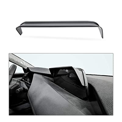 LFOTPP Mazda CX-30 Mazda3 2020 Vehicle Navigator Sunshade Visor, Mazda Glare Vision Shield, GPS Navigation Sun Hood Anti Reflective,Block Sunlight Block Sun Glare: GPS & Navigation [5Bkhe2013403]