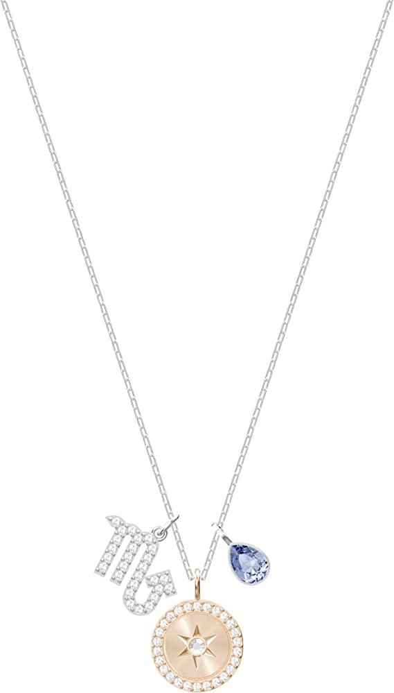 Swarovski Crystal Zodiac Scorpio Pendant Necklace