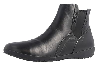 JOSEF SEIBEL - Damen Boots - Naly 09 - Schwarze Schuhe in Übergrößen