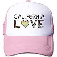 California Love Adjustable Trucker Hats Caps Men Women,One