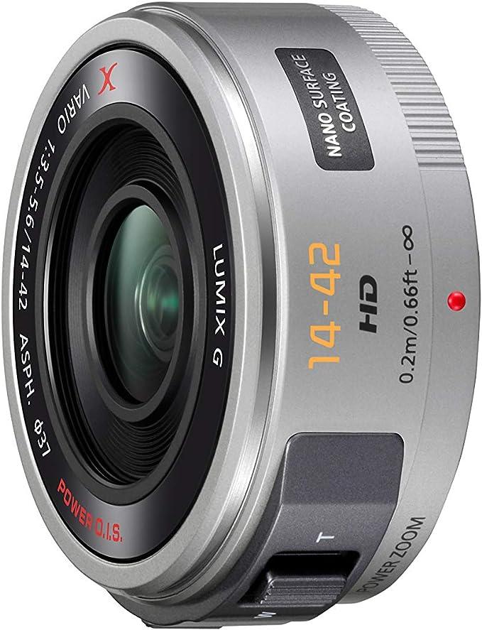 Panasonic 14 42 Mm F 3 5 5 6 G X Vario Pz Hs Ps Camera Photo