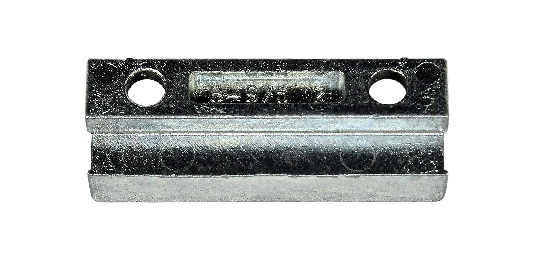 8-00975-00-0-1 incl GU Schlie/ßblech Schliessplatte 8-975 oder 8.975 oder auch 8-00975 SN-TEC Montagematerial