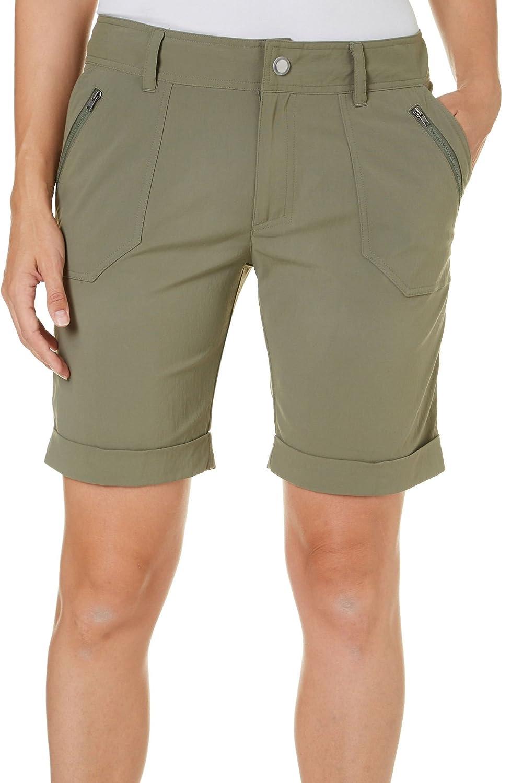 Reel Legends Womens Voyager Bermuda Shorts