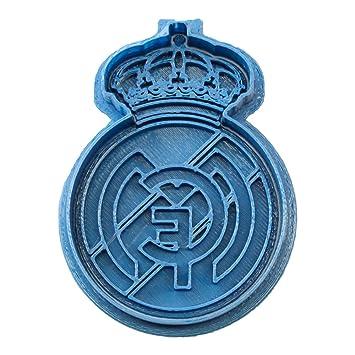 063e567b161 Cuticuter Emporte-pièce en Forme d écusson du Real Madrid