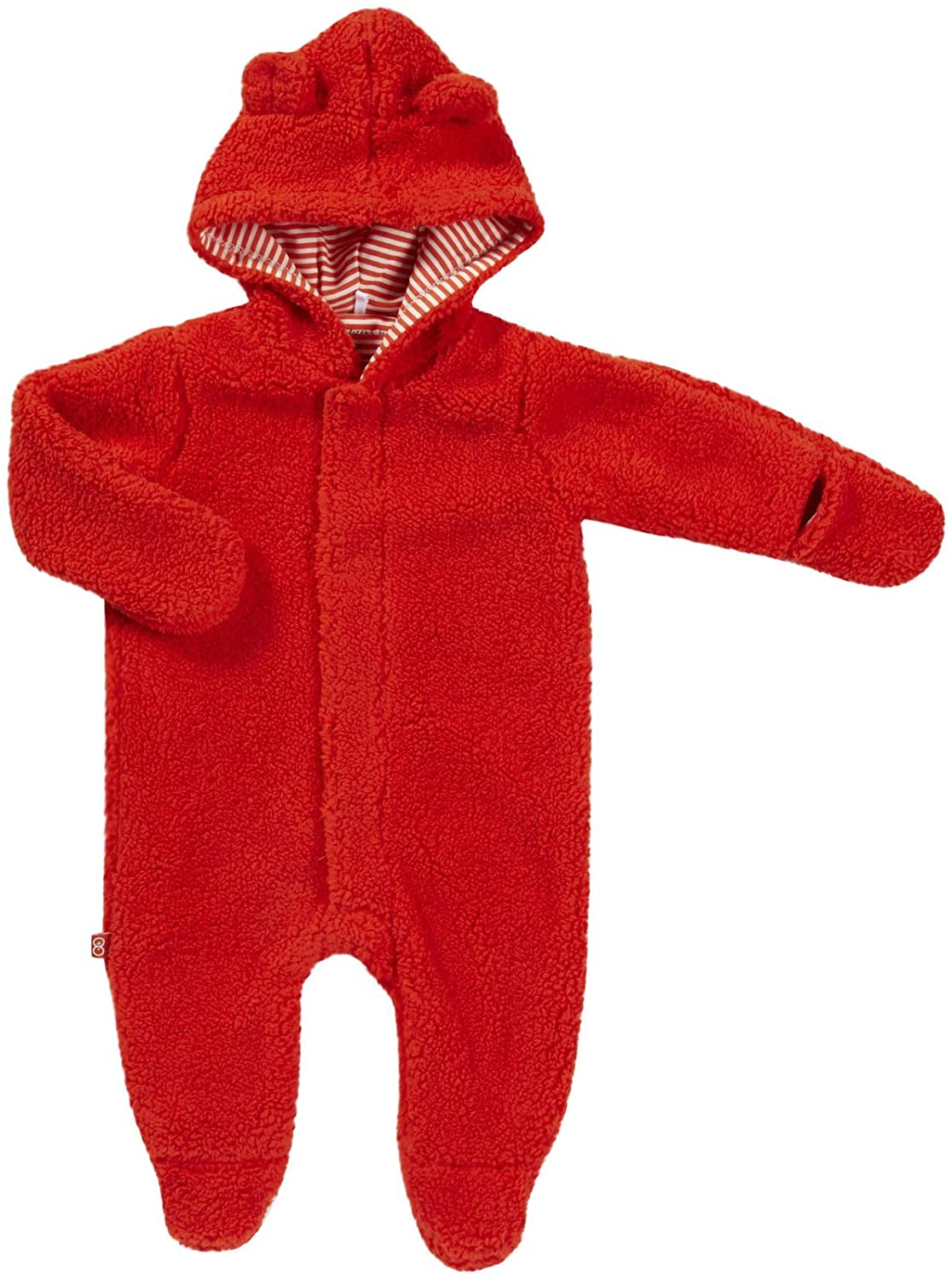 Magnificent Baby Hooded Bear Pra Months, Newborn, 1-Pack, Mocha 5025U--NB