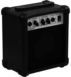Amazon.com: Fever GA-10 10 Watts Guitar Combo Amplifier with ...