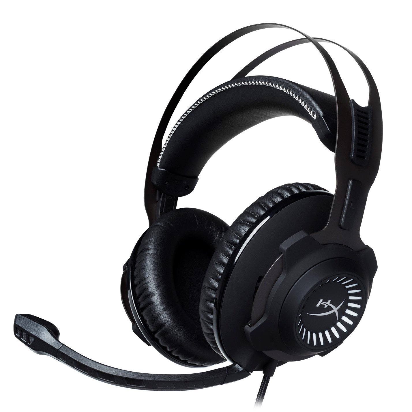 HyperX HX-HSCR-GM Cloud Revolver Gaming Headset for PC & PS4 by HyperX