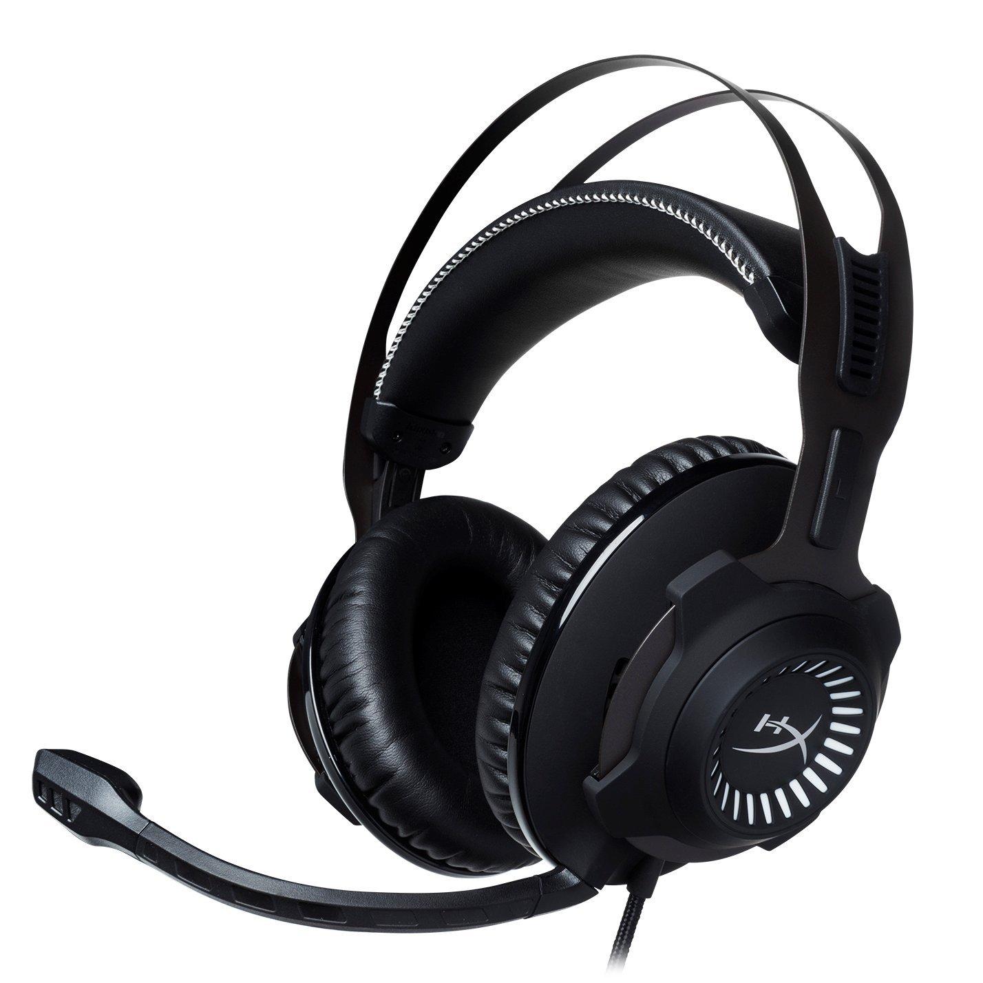 Auriculares Gamer : Hyperx Hx-hscr-gm Cloud Revolver Para P