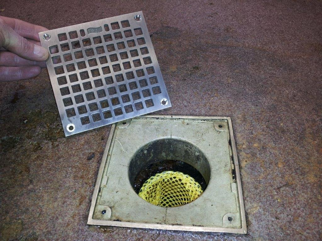 Disposable Floor Drain Strainers - 20 Pack (3'')