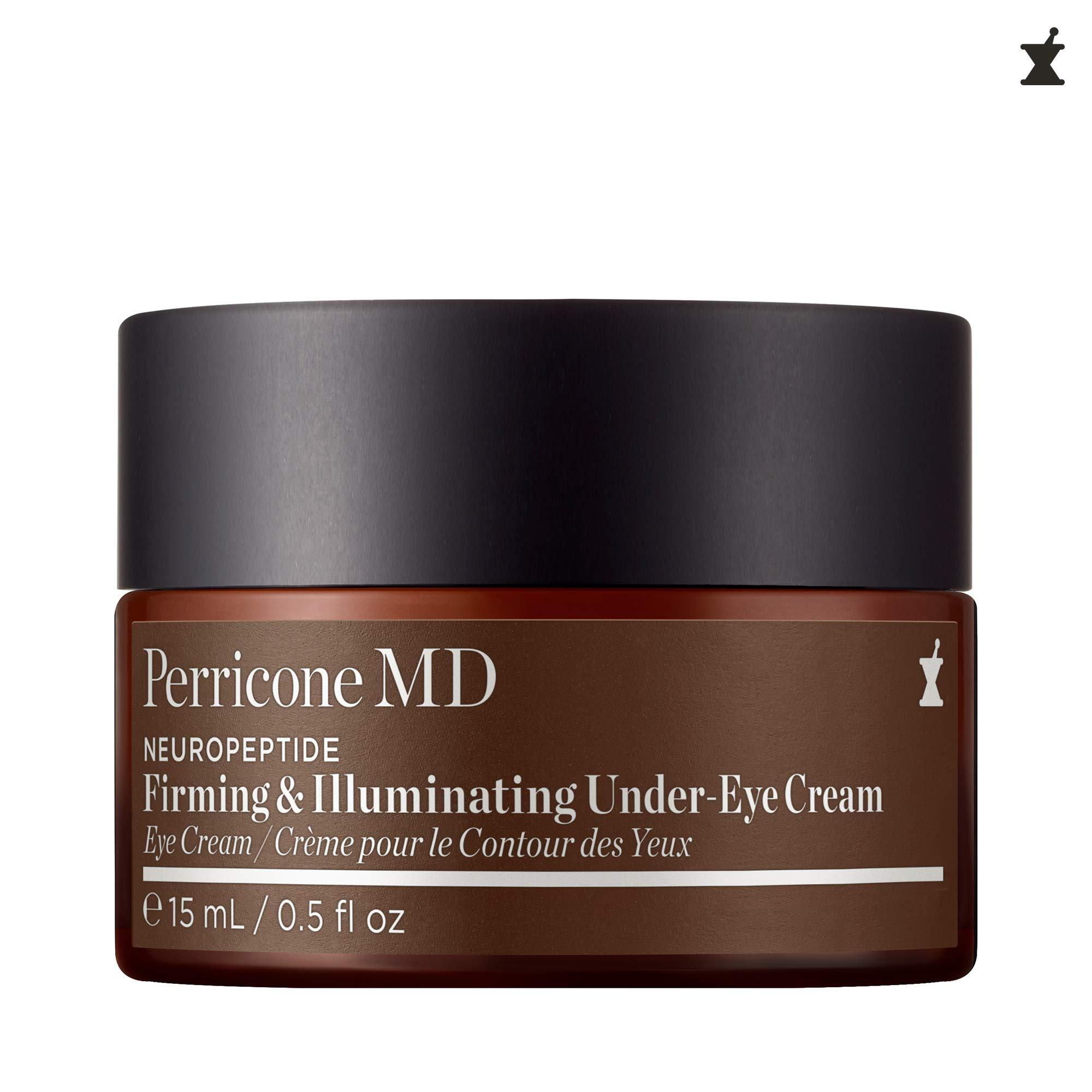 Perricone MD Neuropeptide Firming & Illuminating Under Eye Cream, 0.5 Fluid Ounce