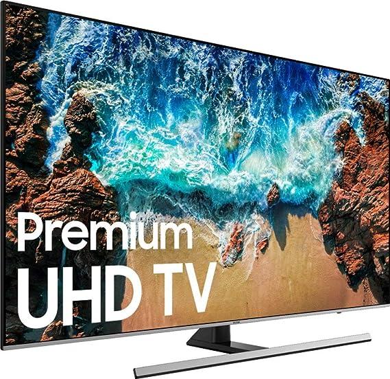 Samsung 4K UHD 8 Series Smart LED TV (2018) (reacondicionado Certificado): Amazon.es: Electrónica