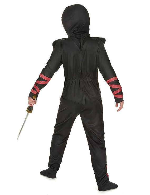 Disfraz de ninja dragon para niño 10 à 12 ans: Amazon.es ...