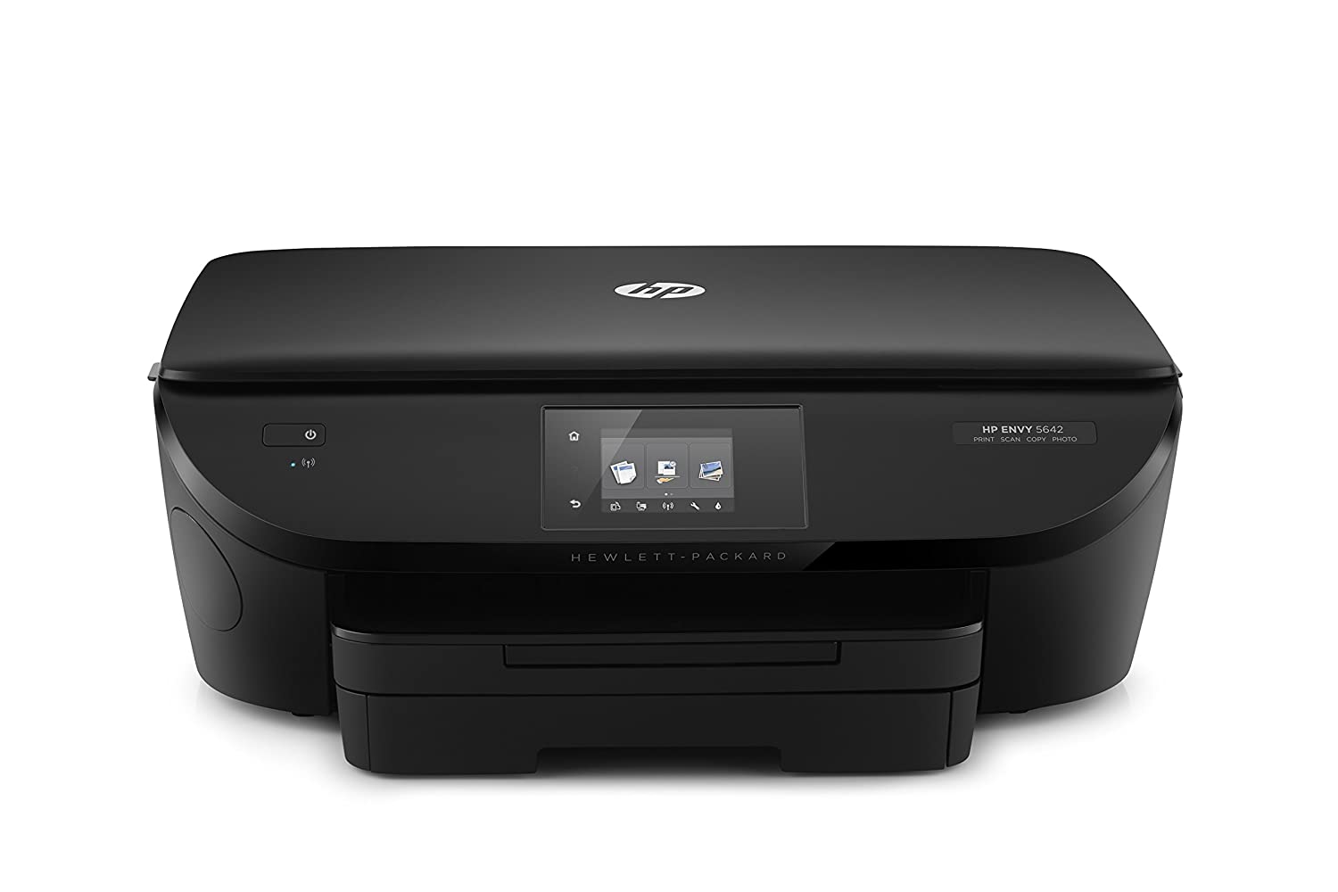Amazon.com: HP Envy 5642 Wireless All in One Photo Printer with Mobile  Printing, Instant Ink Ready (B9S61A): Electronics